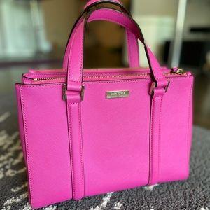 Super cute Hot pink Kate spade bag